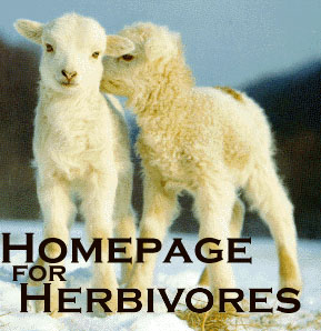 Homepage For Herbivores